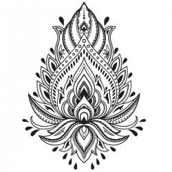 Tatouage Temporaire Ganesha Art De Tatouage De Yoga Tattoo Art